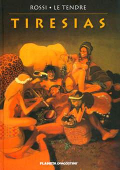 Copertina TIRESIAS n. - TIRESIAS, PLANETA-DE AGOSTINI