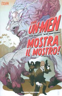 Copertina UN-MEN 2008 n.1 - UN-MEN 2008                  1, PLANETA-DE AGOSTINI