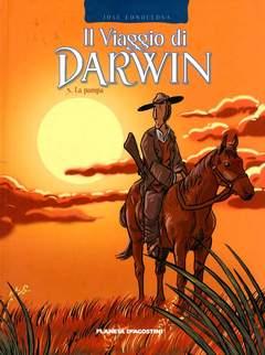Copertina VIAGGIO DI DARWIN n.3 - IL VIAGGIO DI DARWIN, PLANETA-DE AGOSTINI