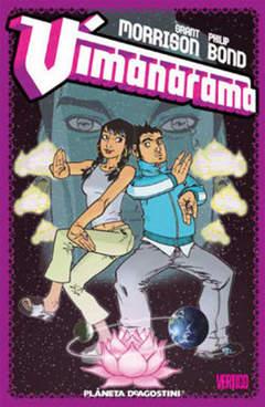 Copertina VIMANARAMA vol. n. - VIMANARAMA vol., PLANETA-DE AGOSTINI
