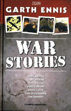 Copertina WAR STORIES n. - WAR STORIES, PLANETA-DE AGOSTINI