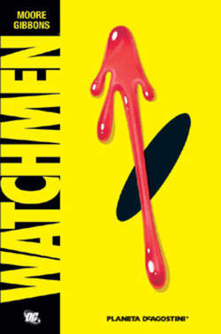 Copertina WATCHMEN ABSOLUTE EDITION n. - WATCHMEN ABSOLUTE EDITION, PLANETA-DE AGOSTINI