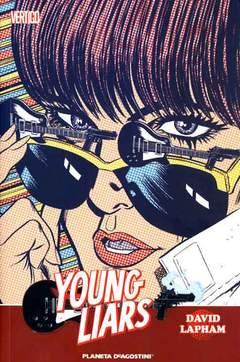 Copertina YOUNG LIARS n. - YOUNG LIARS, PLANETA-DE AGOSTINI