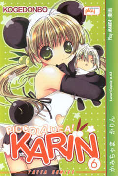 Copertina KARIN PICCOLA DEA n.6 - KARIN PICCOLA DEA (m7), PLAY PRESS PUBLISHING