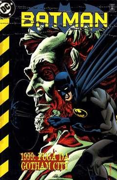 Copertina BATMAN n.2 - BATMAN 1999 FUGA DA GOTHAM CIT, PLAY PRESS