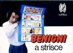 Copertina BENIGNI A STRISCE n. - BENIGNI A STRISCE, PLAY PRESS