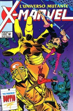 Copertina X-MARVEL n.28 - X-MARVEL                    28, PLAY PRESS