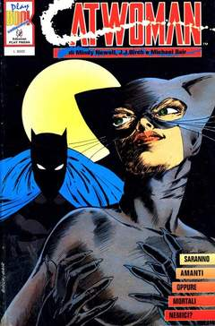 Copertina PLAY BOOK COLLECTION n.3 - CATWOMAN, PLAY PRESS