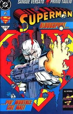 Copertina SUPERMAN n.15 - SUPERMAN                    15, PLAY PRESS