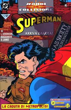 Copertina SUPERMAN n.28 - SUPERMAN                    28, PLAY PRESS