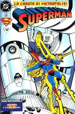Copertina SUPERMAN n.29 - SUPERMAN                    29, PLAY PRESS