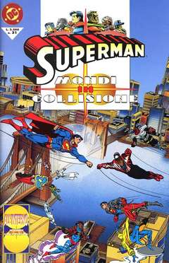 PLAY PRESS - SUPERMAN
