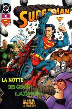 Copertina SUPERMAN n.47 - SUPERMAN                    47, PLAY PRESS