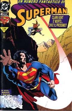 Copertina SUPERMAN n.54 - SUPERMAN                    54, PLAY PRESS