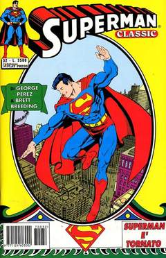 PLAY PRESS - SUPERMAN CLASSIC