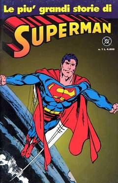 PLAY PRESS - SUPERMAN PIU' GRANDI STORIE