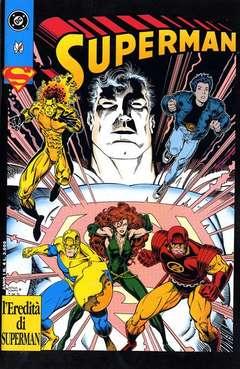 Copertina SUPERMAN n.4 - SUPERMAN                     4, PLAY PRESS