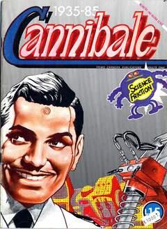 Copertina CANNIBALE n.12 - NUMERO 1 SECONDA SERIE, PRIMO CARNERA