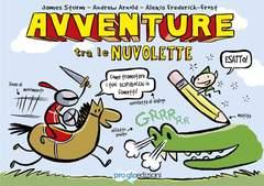 Copertina AVVENTURE TRA LE NUVOLETTE n. - AVVENTURE TRA LE NUVOLETTE, PROGLO