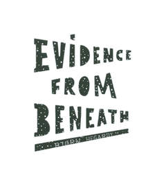 Copertina EVIDENCE FROM BENEATH n. - EVIDENCE FROM BENEATH, PURPLE PRESS
