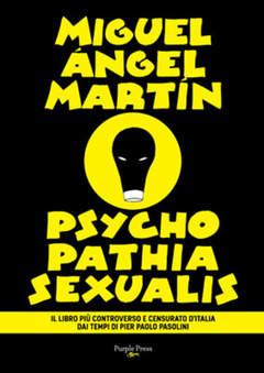 Copertina PSYCHO PATHIA SEXUALIS n. - PSYCHO PATHIA SEXUALIS, PURPLE PRESS