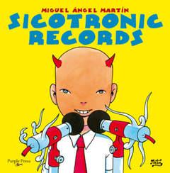 Copertina SICOTRONIC RECORDS n. - SICOTRONIC RECORDS, PURPLE PRESS
