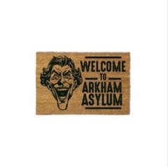 Copertina ZERBINI PYRAMID n.19 - BATMAN ARKHAM ASYLUM - ZERBINO 40x60 - THE JOKER, PYRAMID INTERNATIONAL