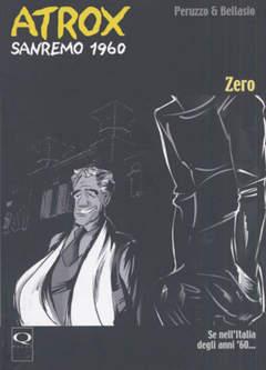 Copertina ATROX n. - ZERO (SANREMO 1960), Q PRESS