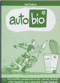 Copertina AUTOBIO (m2) n.1 - AUTOBIO, Q PRESS