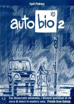Copertina AUTOBIO (m2) n.2 - AUTOBIO, Q PRESS