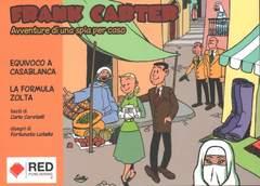 Copertina FRANK CARTER n.1 - EQUIVOCO A CASABLANCA/LA FORMULA ZOLTA, RED PUBLISHING