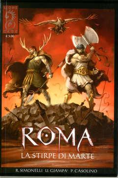 Copertina ROMA LA STIRPE DI MARTE n. - ROMA - LA STIRPE DI MARTE, REGULUS