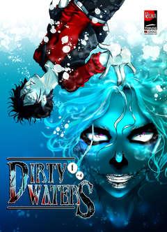 Copertina DIRTY WATERS n.1 - DIRTY WATERS, REIKA MANGA