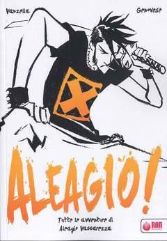 Copertina ALEAGIO! n. - ALEAGIO!, RENBOOKS