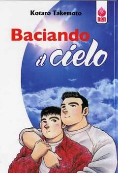 Copertina BACIANDO IL CIELO n. - BACIANDO IL CIELO, RENBOOKS