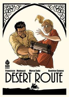 Copertina DESERT ROUTE n. - DESERT ROUTE, RENBOOKS