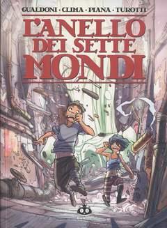Copertina ANELLO DEI SETTE MONDI n. - L'ANELLO DEI SETTE MONDI, RENOIR