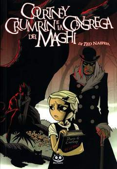 Copertina COURTNEY CRUMRIN n.2 - LA CONGREGA DEI MAGHI, RENOIR