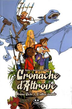 Copertina CRONACHE D'ALTROVE n.1 - PRIMO CICLO - L'ALTRO MONDO, RENOIR