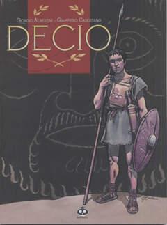 Copertina DECIO n. - DECIO, RENOIR