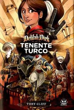 Copertina DELILAH DIRK n.1 - DELILAH DIRK E IL TENENTE TURCO, RENOIR