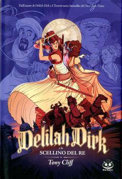 Copertina DELILAH DIRK n.2 - DELILAH DIRK E LO SCELLINO DEL RE, RENOIR