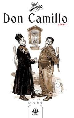Copertina DON CAMILLO #10 Variant n. - LA VOLANTE - Cover di Claudio VILLA, RENOIR