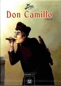 Copertina DON CAMILLO #11 + Cofanetto n. - Cofanetto vuoto per DON CAMILLO 1/4, RENOIR