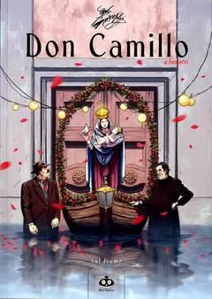 Copertina DON CAMILLO n.11 - SUL FIUME, RENOIR