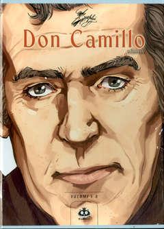 Copertina DON CAMILLO #12 + Cofanetto n. - Cofanetto vuoto per DON CAMILLO 5/8, RENOIR