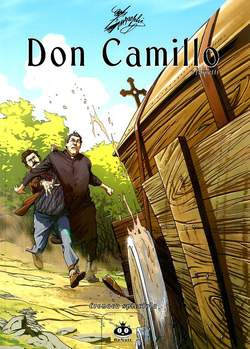 Copertina DON CAMILLO n.12 - CRONACA SPICCIOLA, RENOIR