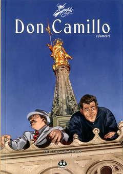Copertina DON CAMILLO n.15 - ALLA FIERA DI MILANO, RENOIR