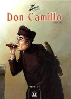 Copertina DON CAMILLO Cofanetto n.1 - Cofanetto + vol. 1/4, RENOIR