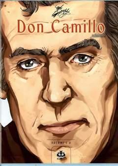 Copertina DON CAMILLO Cofanetto n.2 - Cofanetto + vol. 5/8, RENOIR